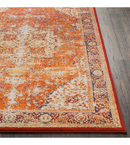 41ELIZABETH 57532-BO Brandon 87 X 63 inch Bright Orange/Dark Red/Bright Yellow/Ivory Rugs, Rectangle srp1019-front.jpg