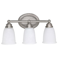 Matte Nickel Bathroom Vanity Lights