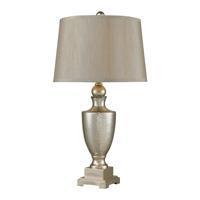 41 Elizabeth 40039-AM Wright 29 inch 150 watt Antique Mercury/Silver Table Lamp Portable Light in Incandescent
