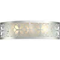 41 Elizabeth 55964-PC Esdras 3 Light 25 inch Polished Chrome Vanity Light Wall Light