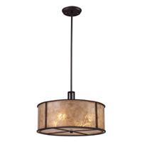41ELIZABETH 46954-ABTM Rishley 4 Light 19 inch Aged Bronze Chandelier Ceiling Light in Standard