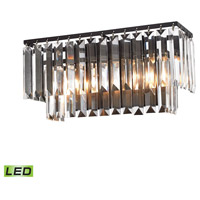 41 Elizabeth 46980-ORCL Farrell LED 15 inch Oil Rubbed Bronze Vanity Light Wall Light