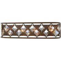 41ELIZABETH 47088-WBAT Serafina 4 Light 27 inch Weathered Bronze Vanity Light Wall Light