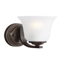 41ELIZABETH 41075-HBSE Hilton 1 Light 6 inch Heirloom Bronze Chandelier Ceiling Light