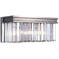 41 Elizabeth 46313-ABPG Kyle 2 Light 14 inch Antique Brushed Nickel Wall Sconce Wall Light