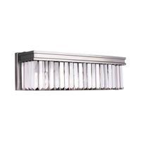 41 Elizabeth 46317-ABPG Kyle 3 Light 20 inch Antique Brushed Nickel Wall Sconce Wall Light