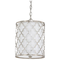 41ELIZABETH 46529-AS Nydia 2 Light 10 inch Antique Silver Pendant Ceiling Light