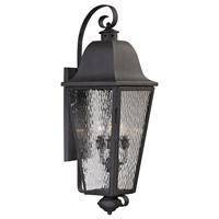 41 Elizabeth 47240-C Sancia 4 Light 37 inch Charcoal Outdoor Sconce