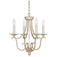41 Elizabeth 46531-WG Stroud 4 Light 18 inch Winter Gold Chandelier Ceiling Light