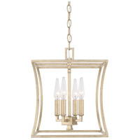 41ELIZABETH 46542-WG Orsa 4 Light 12 inch Winter Gold Foyer Ceiling Light