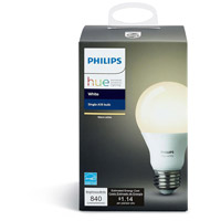 41ELIZABETH 40016-CL Amadeus 28 inch 60 watt Clear Table Lamp Portable Light in Dimmer, Hue LED, Philips Friends of Hue 704-hue-d_alt4.jpg thumb