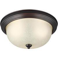 41ELIZABETH 43010-BSAS Quintina LED 11 inch Burnt Sienna Flush Mount Ceiling Light