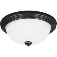 41ELIZABETH 43024-BSSE Quintina LED 11 inch Burnt Sienna Flush Mount Ceiling Light
