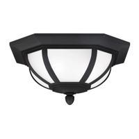41ELIZABETH 43037-BSE March 2 Light 14 inch Black Outdoor Flush Mount