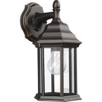 41 Elizabeth 41125-ABCP Ravinger 1 Light 13 inch Antique Bronze Outdoor Wall Lantern
