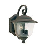 41ELIZABETH 41128-OBCS Mars 2 Light 15 inch Oxidized Bronze Outdoor Wall Lantern