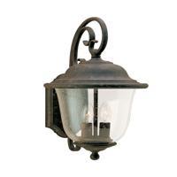 41ELIZABETH 41129-OBCS Mars 2 Light 18 inch Oxidized Bronze Outdoor Wall Lantern