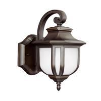 41 Elizabeth 43042-ABSE March 1 Light 13 inch Antique Bronze Outdoor Wall Lantern