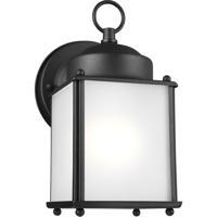 41ELIZABETH 43183-BSE Tavis 1 Light 8 inch Black Outdoor Wall Lantern
