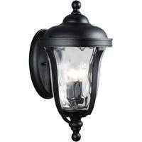 41 Elizabeth 46699-BW Lyle 3 Light 23 inch Black Outdoor Wall Lantern