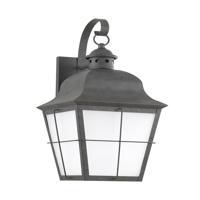 41ELIZABETH 41148-OBFS Vita 1 Light 21 inch Oxidized Bronze Outdoor Wall Lantern