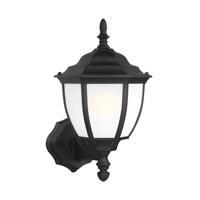 41 Elizabeth 42918-BSW Beatrice 1 Light 16 inch Black Outdoor Wall Lantern