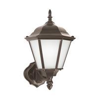 41 Elizabeth 41162-HBSE Beatrice 1 Light 17 inch Heirloom Bronze Outdoor Wall Lantern