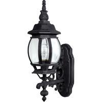 41 Elizabeth 46623-BCG Kelsi 1 Light Black Outdoor Wall Lantern