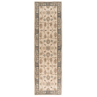 41ELIZABETH 48625-KB Arlo 168 X 27 inch Khaki/Teal/Tan/Dark Brown/Sea Foam Rugs, Runner thumb