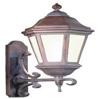 41 Elizabeth 40913-BPCS Lucille 1 Light 25 inch Bronze Patina Outdoor Wall Lantern Fluorescent