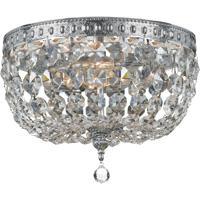 41ELIZABETH 56212-CFC Rawson 2 Light 10 inch Chrome Ceiling Mount Ceiling Light