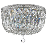 41ELIZABETH 56215-CFC Rawson 3 Light 12 inch Chrome Ceiling Mount Ceiling Light