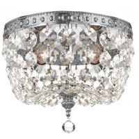 41ELIZABETH 56221-CFC Rawson 2 Light 8 inch Chrome Ceiling Mount Ceiling Light