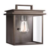 41 Elizabeth 42807-ABCG Chancellor 1 Light 12 inch Antique Bronze Outdoor Wall Lantern