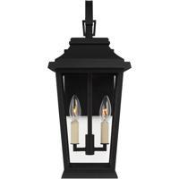 41 Elizabeth 46441-TBC Ronalda 2 Light 20 inch Textured Black Outdoor Wall Lantern