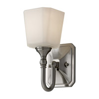 Steel Brigham Bathroom Vanity Lights