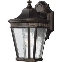 41 Elizabeth 47496-GBCS Quade 11 inch Grecian Bronze Outdoor Wall Lantern