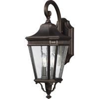 41 Elizabeth 47492-GBCS Quade 20 inch Grecian Bronze Outdoor Wall Lantern