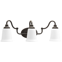 Venetian Bronze Oxford Bathroom Vanity Lights
