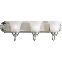 41 Elizabeth 41736-BNEA Verity 3 Light 24 inch Brushed Nickel Bath Vanity Wall Light in Bulbs Not Included