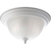 41 Elizabeth 41433-TWER Skeet 2 Light 13 inch Textured White Close-to-Ceiling Ceiling Light