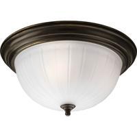 41 Elizabeth 41435-ABER Skeet 3 Light 15 inch Antique Bronze Close-to-Ceiling Ceiling Light