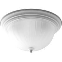 41 Elizabeth 41436-TWER Skeet 3 Light 15 inch Textured White Close-to-Ceiling Ceiling Light