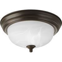"""41 Elizabeth Alabaster 1 Light 11 inch Antique Bronze Flush Mount Ceiling Light in 11-3/8"""" Alabaster Glass"""