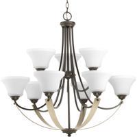 41 Elizabeth 43303-ABEI Vanora 9 Light 34 inch Antique Bronze Chandelier Ceiling Light Design Series