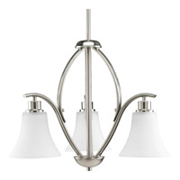 Brushed Nickel Mackinley Chandeliers