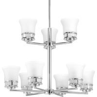 41 Elizabeth 41300-PCE Read 9 Light 30 inch Polished Chrome Chandelier Ceiling Light