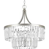 41 Elizabeth 43331-SRC Benedict 5 Light 22 inch Silver Ridge Pendant Ceiling Light Design Series