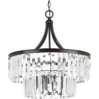 41 Elizabeth 43332-ABC Benedict 5 Light 22 inch Antique Bronze Pendant Ceiling Light Design Series