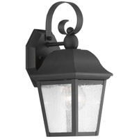 Black Orman Outdoor Wall Lights